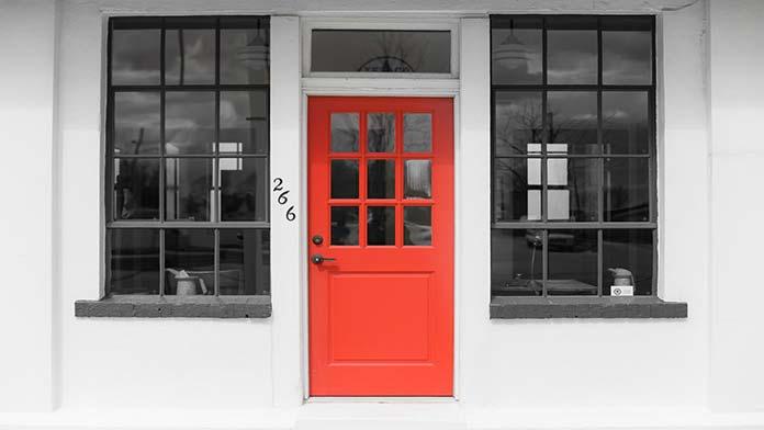 Nowoczesne drzwi zewnętrzne