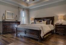 Dodatki do sypialni w różnych stylach