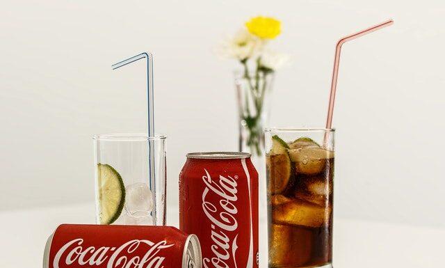 coca cola niezdrowy napój