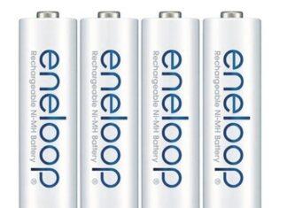 akumulatorki Eneloop